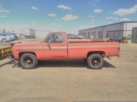 1980 Chevy 2500 truck for sale